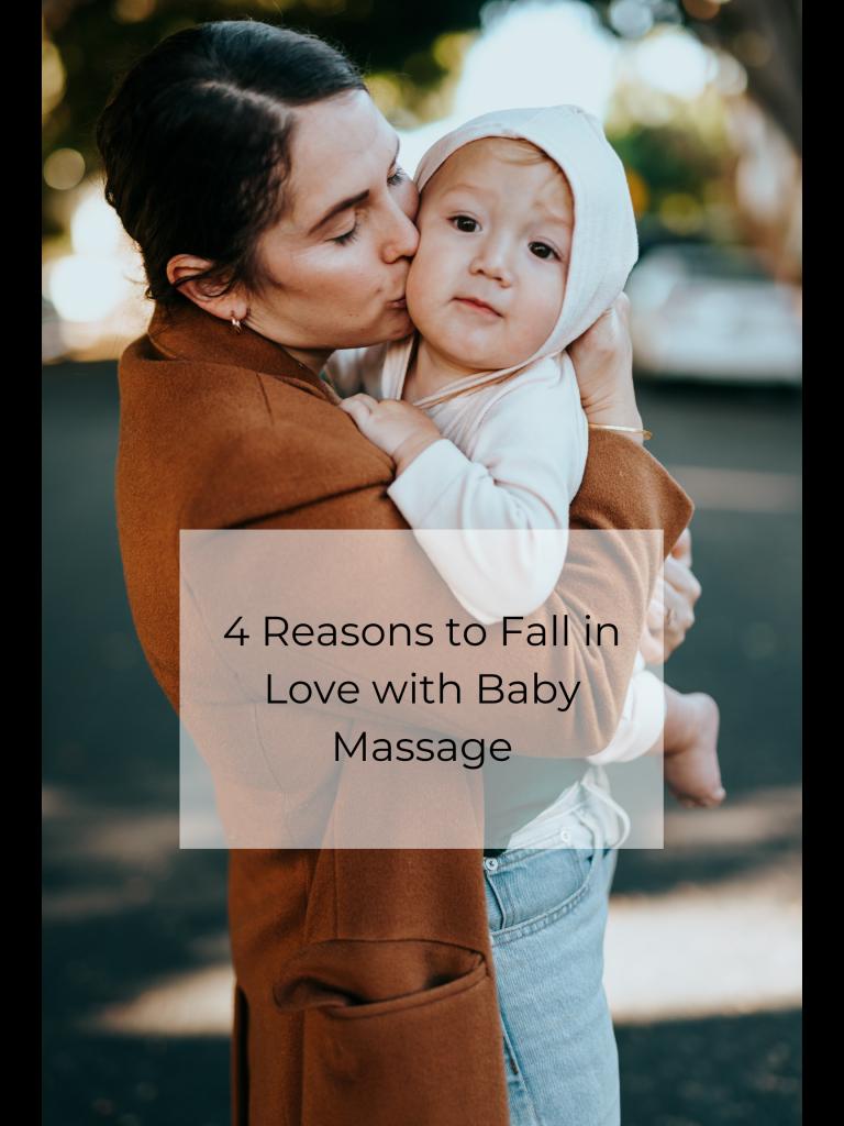 love baby massage
